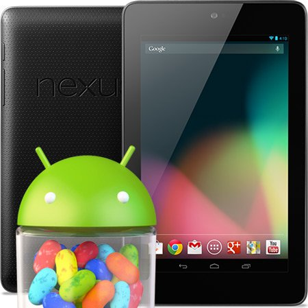 Root Nexus 7 on Android 4.2 JOP40C Jelly Bean