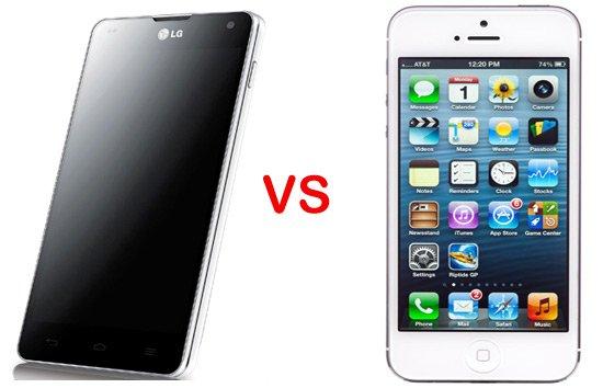Optimus-G-vs-iphone5