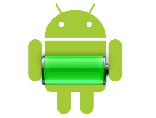 android-with-battery
