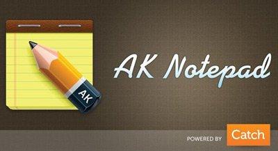 AK-Notepad
