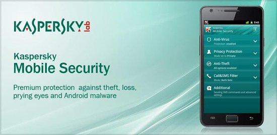 Kaspersky-Mobile-Security-app