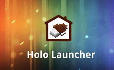 HOLO-Launcher